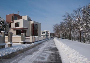 Уборка снега 02 2013