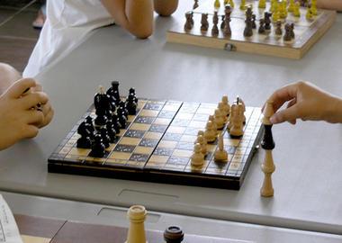 Начал работу шахматный клуб