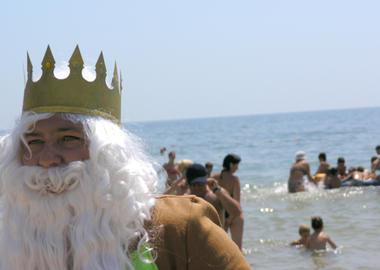 Праздник Нептуна 2014