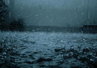 В Одессе сильный ливень