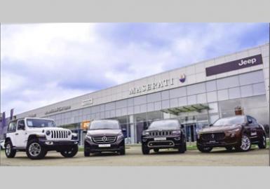 Тест-драйв новых моделей автомобилей