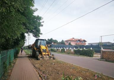 Реконструкция на Ореховой